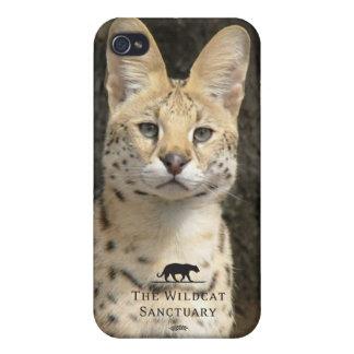 Bosco - caso del iPhone 4/4S del Serval iPhone 4 Cárcasas