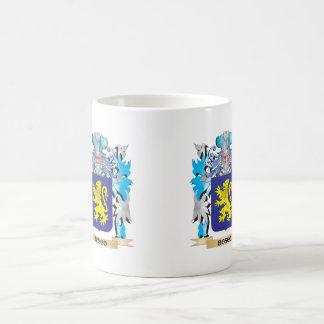 Bosco Coat of Arms Coffee Mugs