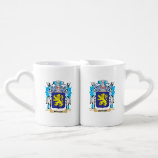 Bosco Coat of Arms Lovers Mug