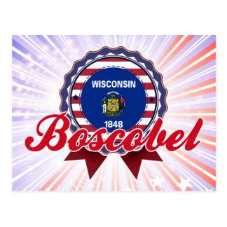 Boscobel, WI Postales