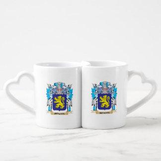 Boscos Coat of Arms Lovers Mug Sets