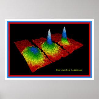 Bose-Einstein Condensate Poster