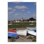 Bosham Harbour Greeting Card
