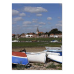 Bosham Harbour Postcard
