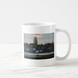 Bosham Harbour, West Sussex, England. Mugs