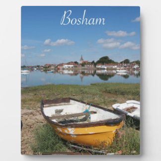 Bosham - playa gloriosa - favorable foto placas de madera