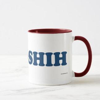 Boshih Blue Mug