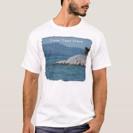 BOSHO Boreal Shore T-Shirt