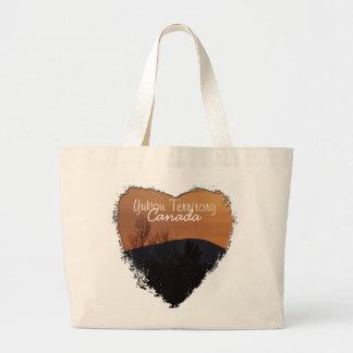 BOSI Boreal Silhouette Tote Bags