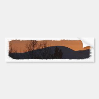 BOSI Boreal Silhouette Car Bumper Sticker