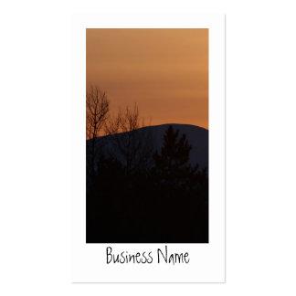 BOSI Boreal Silhouette Business Card