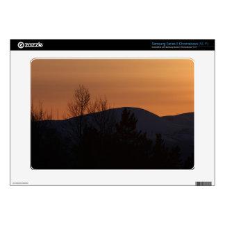 BOSI Boreal Silhouette Samsung Chromebook Skins