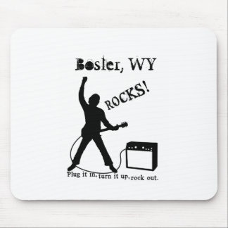 Bosler, WY Mouse Pads
