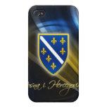 Bosna iPhone 4/4S Carcasas