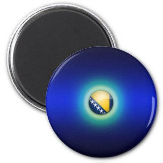 Bosnacium Magnet