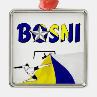 Bosni Metal Ornament