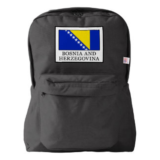 Bosnia and Herzegovina American Apparel™ Backpack