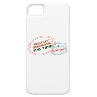 Bosnia and Herzegovina Been There Done That iPhone SE/5/5s Case