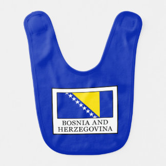 Bosnia and Herzegovina Bib