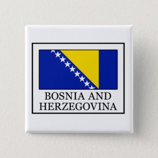 Bosnia and Herzegovina Button
