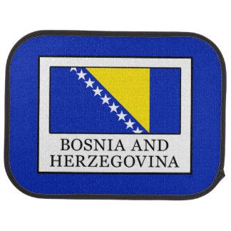 Bosnia and Herzegovina Car Mat