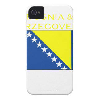 Bosnia and Herzegovina iPhone 4 Covers