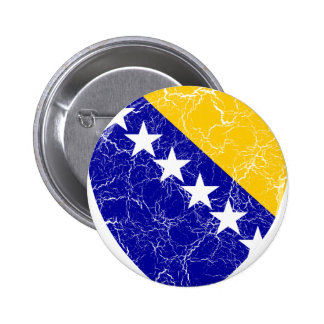 Bosnia And Herzegovina Coat Of Arms Pin