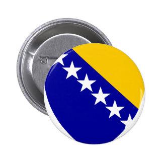 Bosnia And Herzegovina Coat Of Arms Pinback Button