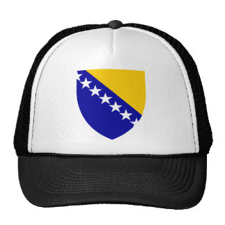 Bosnia And Herzegovina Coat Of Arms Hats