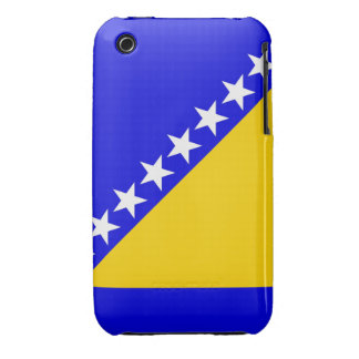bosnia and herzegovina country flag case