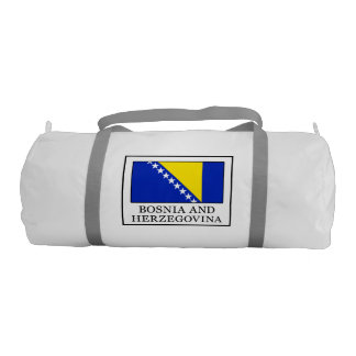 Bosnia and Herzegovina Duffle Bag