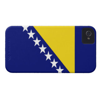 Bosnia and Herzegovina Flag iPhone 4 Case-Mate Cases