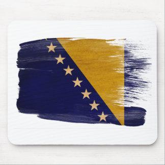Bosnia and Herzegovina Flag Mousepads
