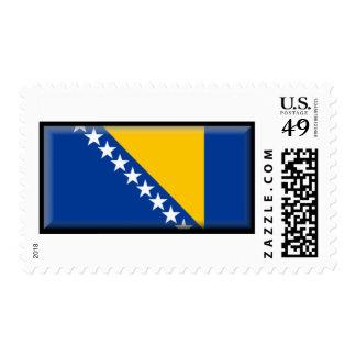 Bosnia and Herzegovina Flag Stamps