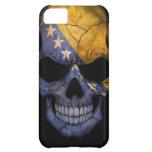 Bosnia and Herzegovina Flag Skull iPhone 5C Cases