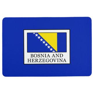 Bosnia and Herzegovina Floor Mat