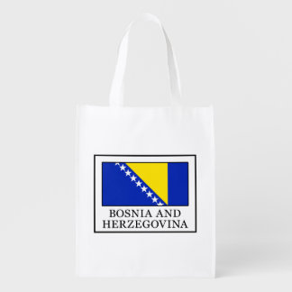 Bosnia and Herzegovina Grocery Bag