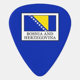 Bosnia and Herzegovina Guitar Pick