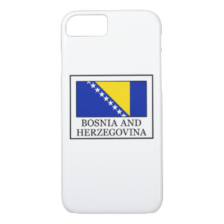 Bosnia and Herzegovina iPhone 7 Case