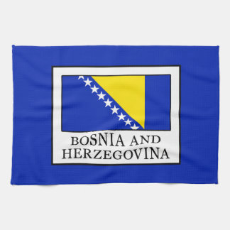 Bosnia and Herzegovina Kitchen Towel