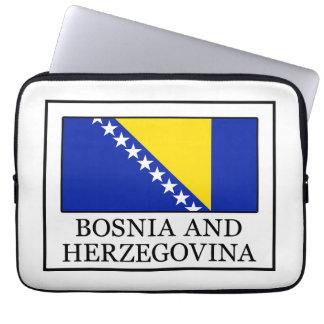 Bosnia and Herzegovina Laptop Sleeve