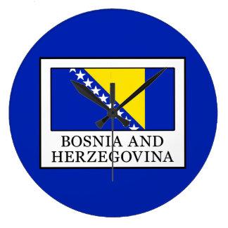 Bosnia and Herzegovina Large Clock