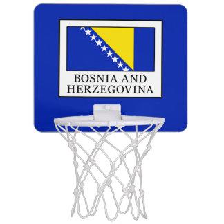 Bosnia and Herzegovina Mini Basketball Hoop