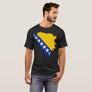 """Bosnia and Herzegovina"" Nation T-Shirt"