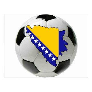 Bosnia and Herzegovina national team Postcard