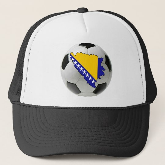 Bosnia and Herzegovina national team Trucker Hat