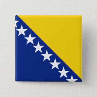 bosnia and herzegovina pinback button