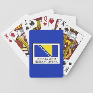Bosnia and Herzegovina Playing Cards