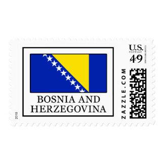 Bosnia and Herzegovina Postage