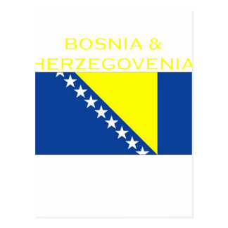 Bosnia and Herzegovina Postcard